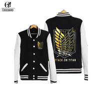 ROLECOS New Arrival 8 Style Japanese Anime Shingeki no Kyojin Attack on Titan Jacket Hoodie Cosplay Costume