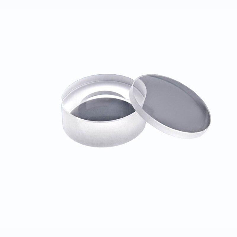 KWY 503   K9 meniscus lens diameter : 25.4 focal length (f '): 150.0 lens diameter meniscus lensfocal length - title=