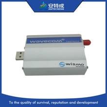 Wavecom Q2406B GSM/GPRS modem with TCP/IP bulk sms