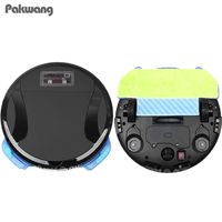PAKWANG 330C Dry Wet Cleaning Robot Vacuum Cleaner Wireless Robot 900 1200PA Intelligent Robot Vacuum Cleaner