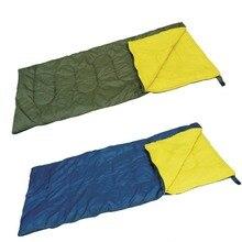 180x75 см размер спальный мешок для температуры 15-25 светильник вес тонкий спальный мешок для наружного использования дома