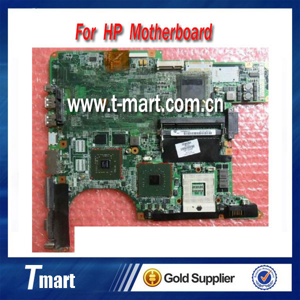 ФОТО for hp dv6000 434722-001 laptop motherboard intel non-integrated pm945 working well and  full tested