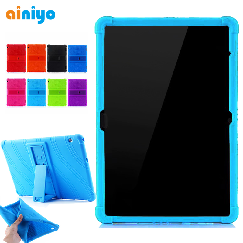 Silicon Cover Case For Huawei Mediapad T5 10 AGS2-W09/L09/L03/W19 10.1