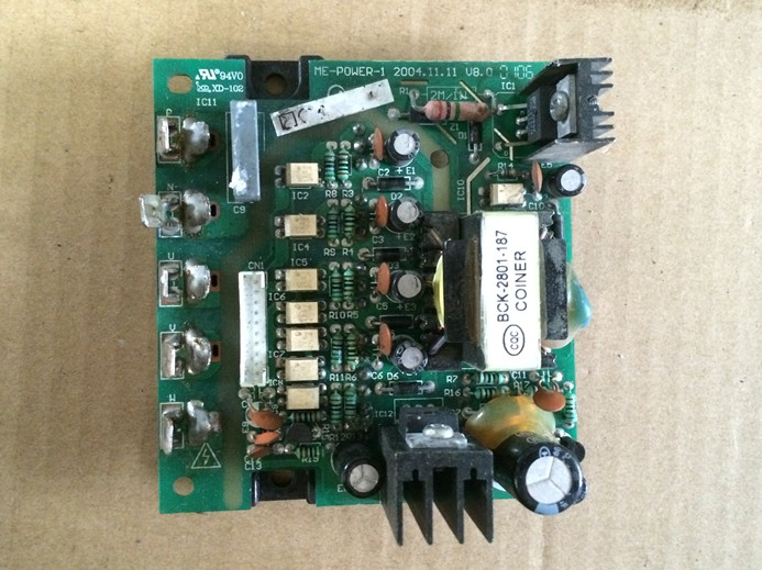 ME-POWER-30A (PS21867).D.1-1 Good working Tested good me bad me