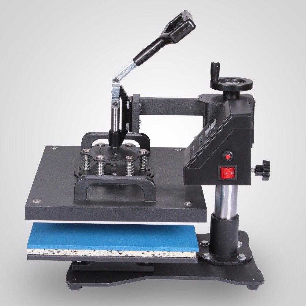 ONS Gratis Belasting 6 In 1 Warmte Persmachine Digitale Overdracht Sublimatie T shirt Mok Hoed Phonecase - 3