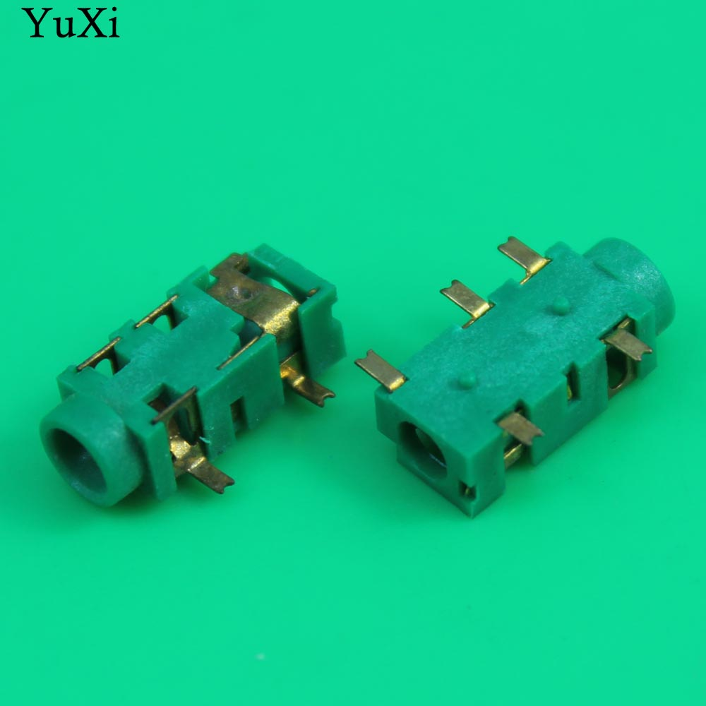 hight resolution of detail feedback questions about yuxi 3 5mm female audio connector 5 pin smt smd headphone jack socket random color on aliexpress com alibaba group