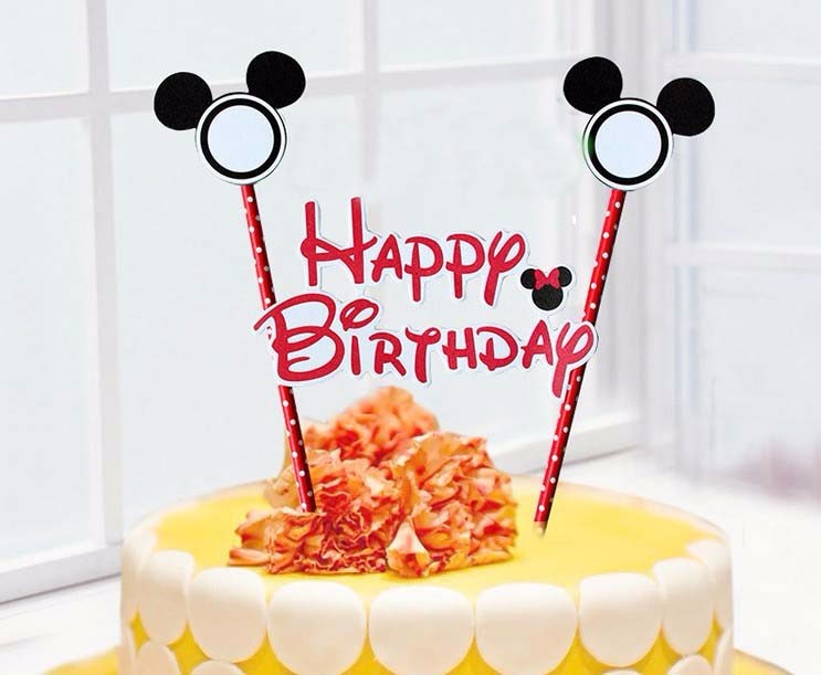 Terrific Top 9 Most Popular Mickey Mouse For Cupcake Ideas And Get Free Birthday Cards Printable Riciscafe Filternl