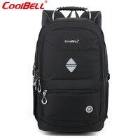 Прохладный Белл большая емкость 18.4 дюймов ноутбук рюкзак для Бизнес сумка для 10 17.6 дюймов ноутбука Тетрадь противоударный Водонепроницаем
