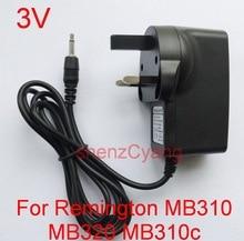 1ピースの交換充電器3ボルト高品質icプログラム交流100ボルトの240ボルトコンバータアダプタ電源用レミントンMB310 MB320 MB310c MB320c