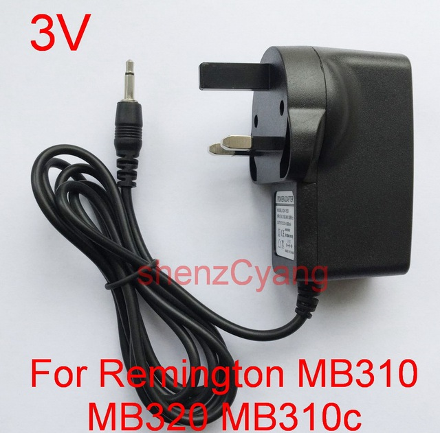 1 pièce chargeur de remplacement 3V haute qualité IC programme AC 100 V 240 V convertisseur adaptateur alimentation pour Remington MB310 MB320 MB310c MB320c