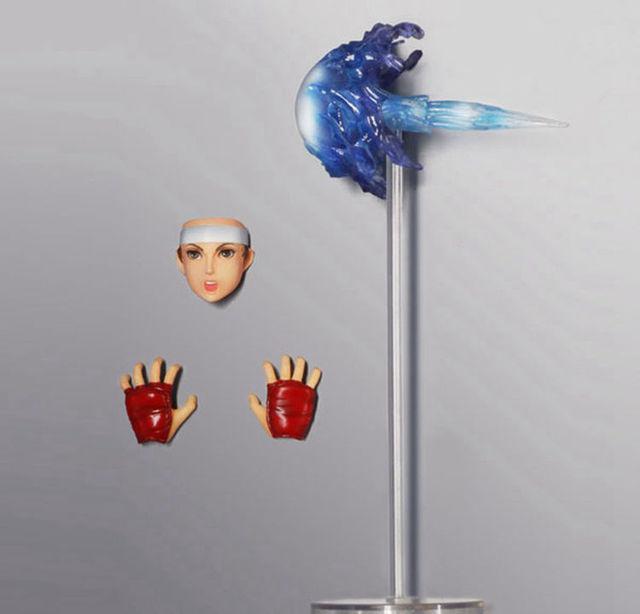 Фигурка Street Fighter Чунь Ли 25 см