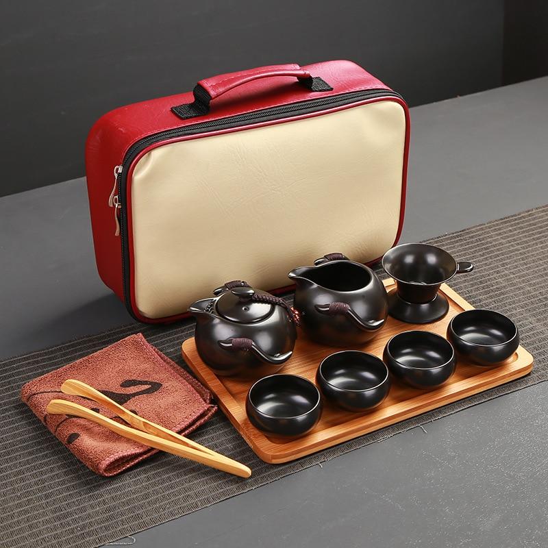 Elegant Tea Ceremony Set 1