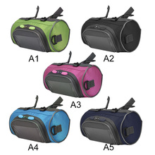 bike bags bicycle bag Outdoor 5L Bike Bicycle Cycling Bag Handlebar Front Tube Pannier Basket Shoulder Pack стоимость
