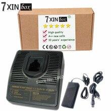 7 XINbox Cargador de Reemplazo De Herramientas de Alimentación Batería para Dewalt Ni-cd Ni-Mh 7.2 V a 18 V Se Adapta A DC9071 DC9091 DC9096 DW9062 DW9057