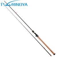 TSURINOYA Casting Rod 2.47m/M/7 25g 2Sec Baitcasting Fishing Rod 40T Japan Carbon 3A Cork Hand FUJI Accessories Pesca Stick Cane