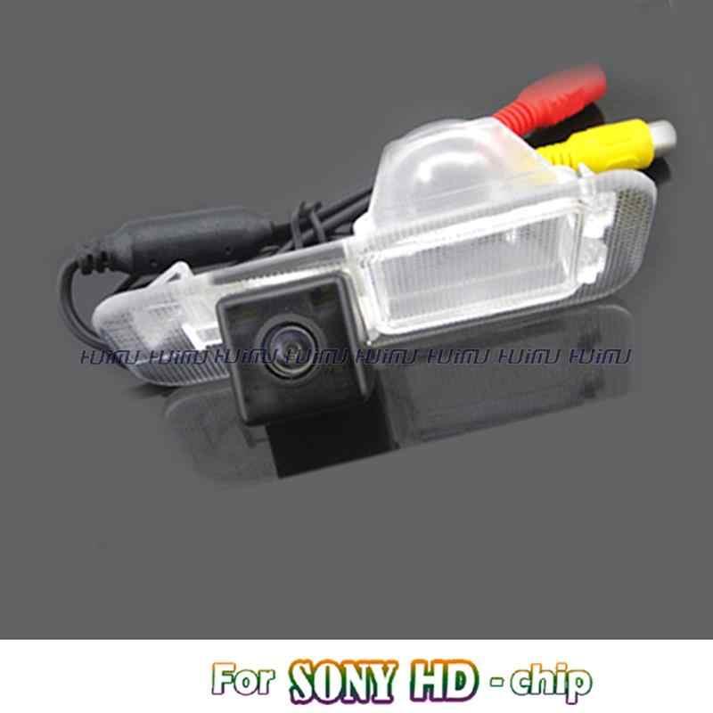 Vision nocturne sans fil pour KIA K2 Rio berline SONY CCD voiture caméra de recul aide au stationnement caméra de recul