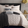 Svetanya quilted Quilt thick bed Sheet 230x250cm+pillowcases set bedspread stiching Bedcover summer comforter beige Coverlet