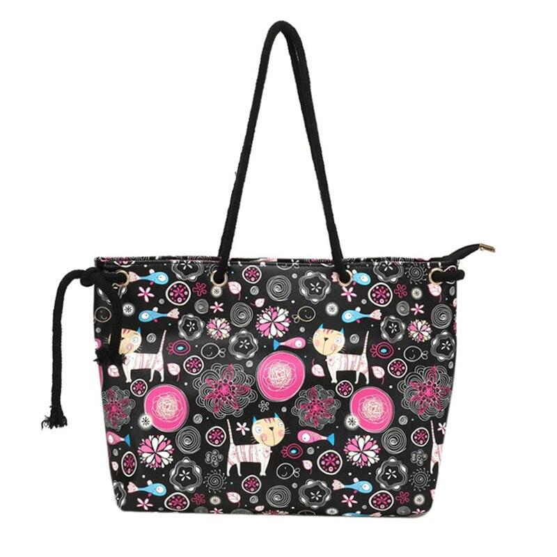 Woweino Women Handbags Women Leather Printed Messenger Hobo Handbag Shoulder Bag Lady Tote Purse Bolsos Mujer