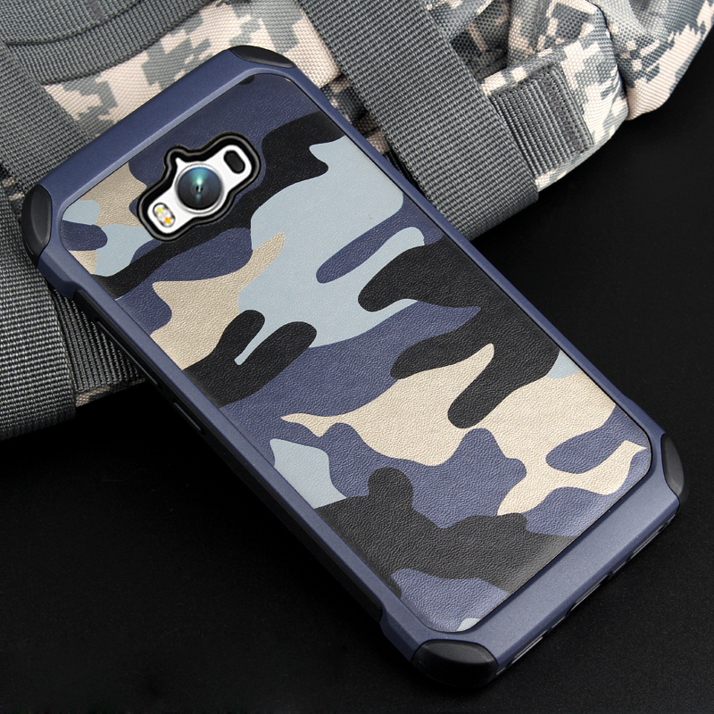 on sale 73f49 d6457 US $5.98  For Asus Zenfone Max ZC550kl Case 2 in 1 Military Camouflage  Armor Phone Cover Case For Asus Zenfone 2 Laser ZE552kl ZE550kl on ...