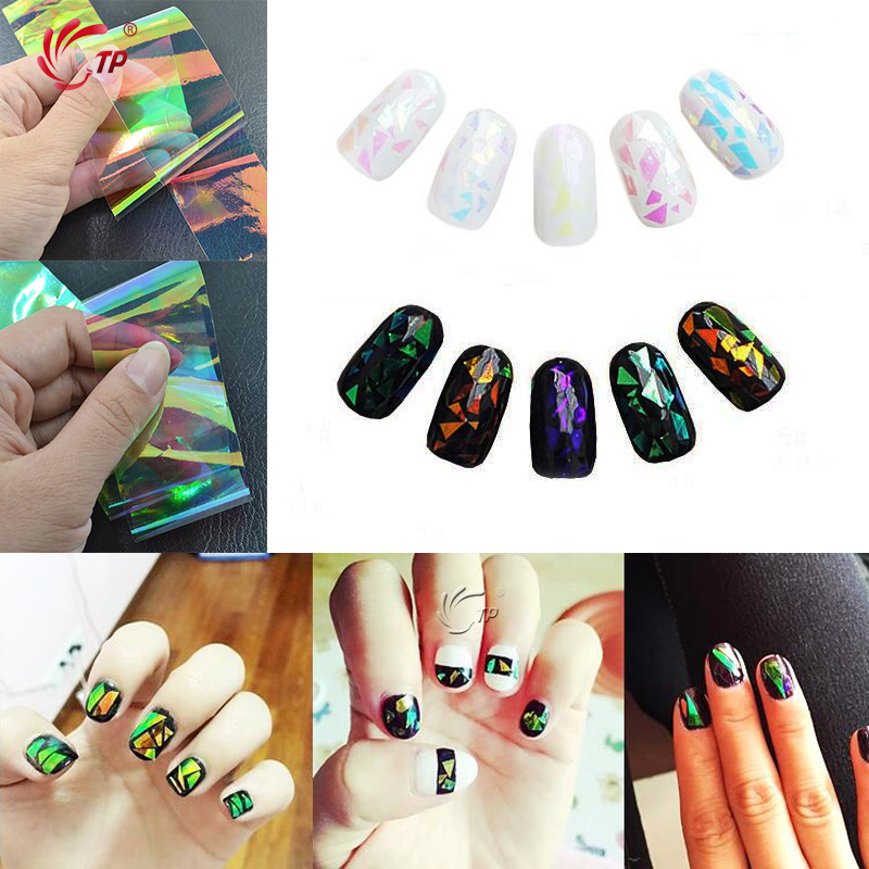 Buy korean nail foils and get free shipping on AliExpress.com