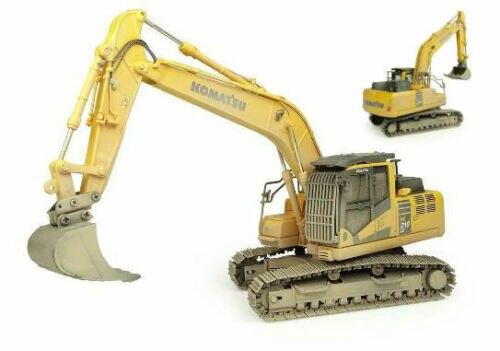 UH8144 1:50 Komatsu Muddy PC210LC-11 экскаватор металлические гусеницы