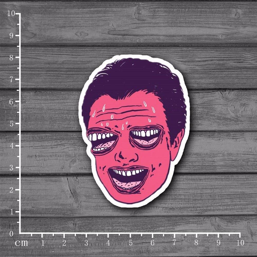 Best Eloquence Scrapbooking Stationery Sticker Decor For Ablum Scrapbookin Laptop Notebook Sticker New School Supplies[Single]
