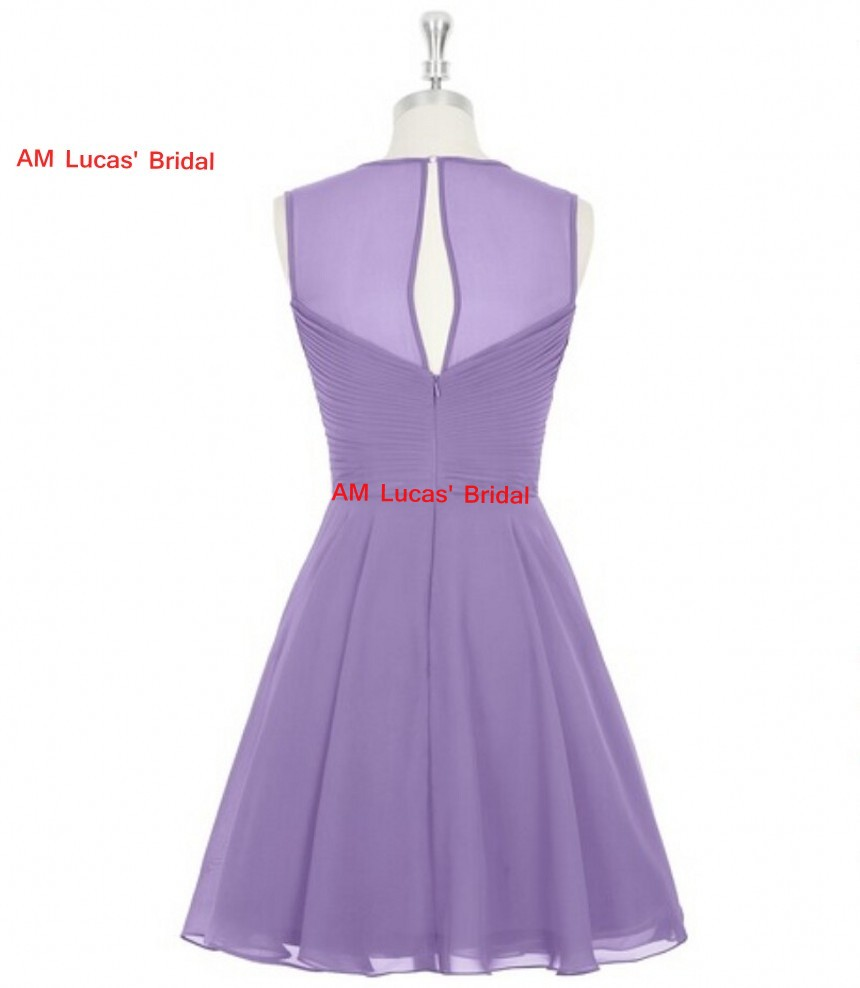 215f5f05a5b New A Line Homecoming Dresses Pleat Tulle Knee Length 8th Grade Prom  Dresses Sweet 16 Junior Graduation
