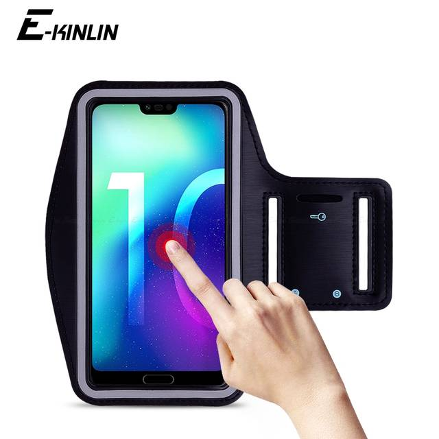 the latest aa470 285ff US $3.29 20% OFF|Waterproof Running Sport Gym Arm Band For HuaWei Honor  View Note 20 10 9 9N 8 Lite Pro P Smart Plus 2019 Phone holder Case  Cover-in ...