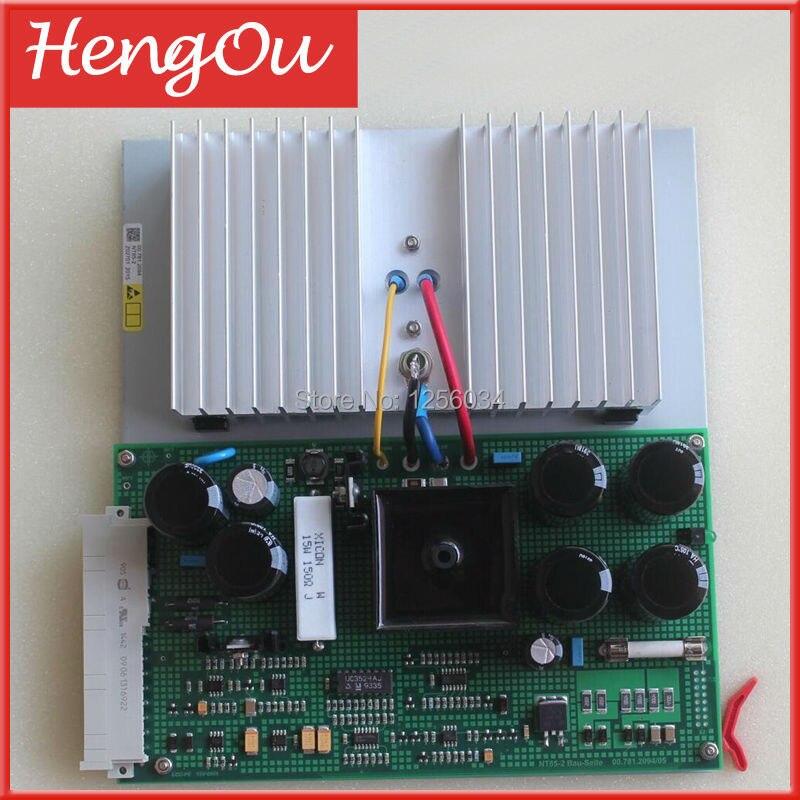 2 pieces circuit board NT85 heidelberg card