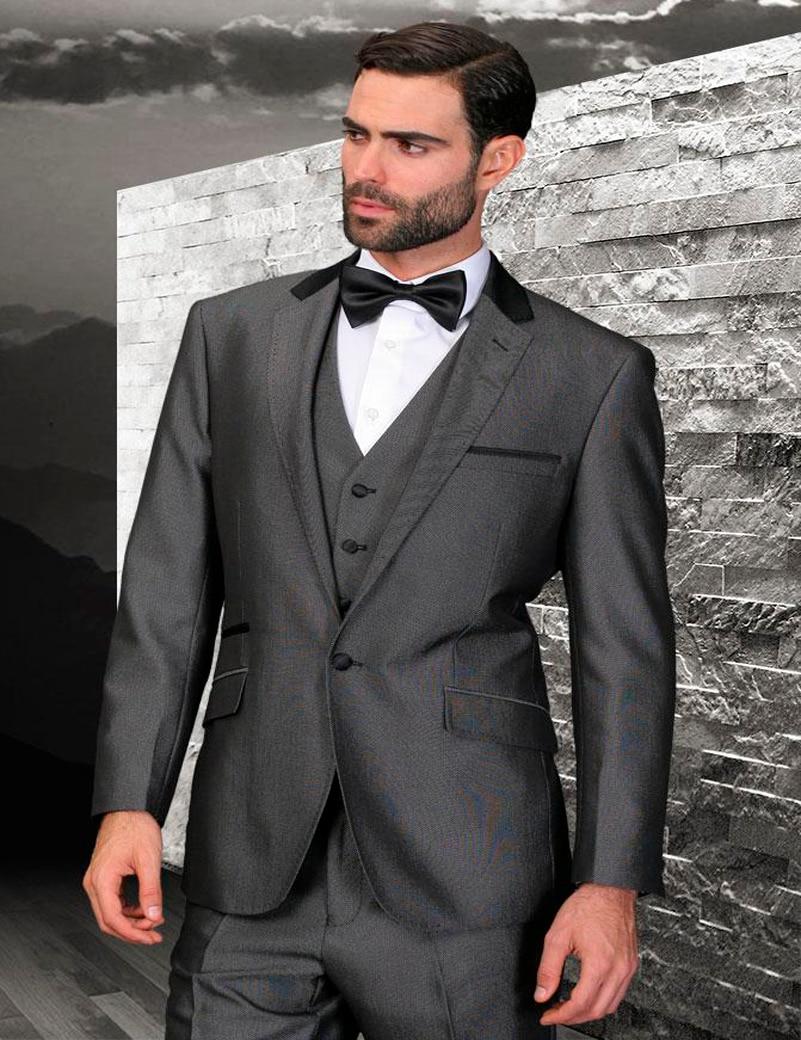 2018 hombres personalizadas boda Trajes chaqueta