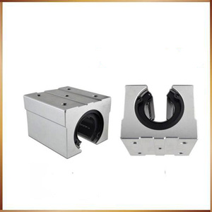 Image 4 - Sbr16 Бесплатная доставка SBR16 SBR16UU 16 мм линейный Шарикоподшипниковый блок CNC маршрутизатор