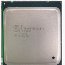 intel Xeon E5 2687W 3.10GHz 8-Core LGA 2011 server processor CPU E5-2687W