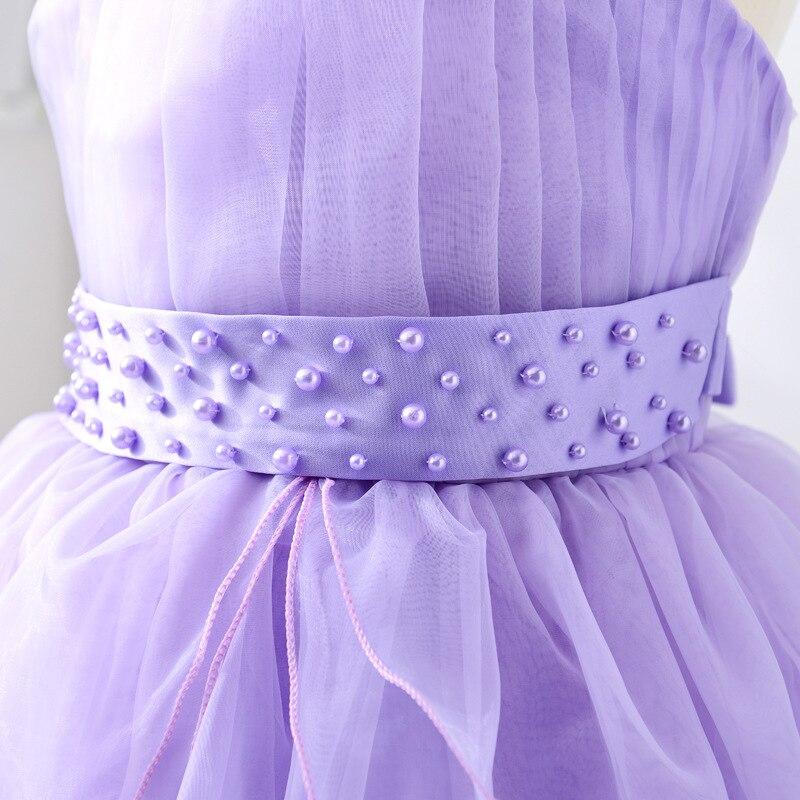 Contemporáneo Desgaste Del Partido Vestidos De Las Niñas Ornamento ...