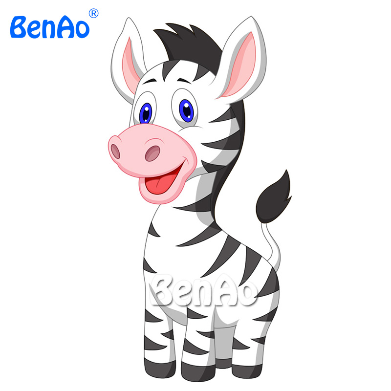 AC013 BENAO Customized Giant Inflatable Horse zebra Model For Advertising жаровня scovo сд 013 discovery