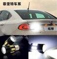 2x1156 BA15S P21W Alta Potência Cree Chips LED Invertendo Luz Da Cauda Lâmpada Traseira Para FIAT Palio Siena Fim de Semana