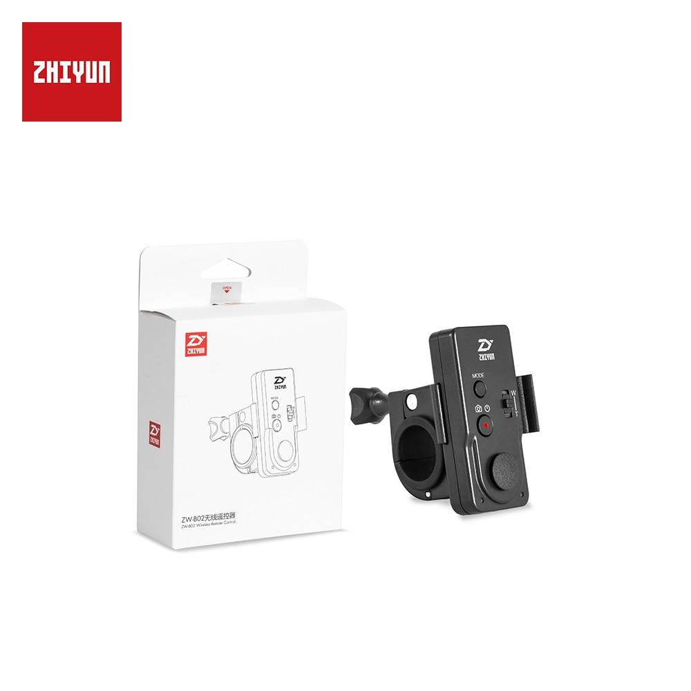 ZHIYUN Korea Official ZWB02 Gimbal Wireless Remote Control for Crane 2/ Crane Plus/ Crane V2/ Crane M Stabilizer Controller Gimbal Accessories     - title=