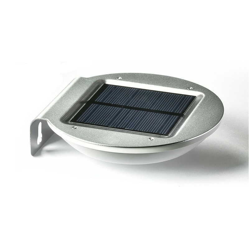 Small Garden Solar Spot Lights: Mini LED Solar Path Light Outdoor Courtyard Microwave