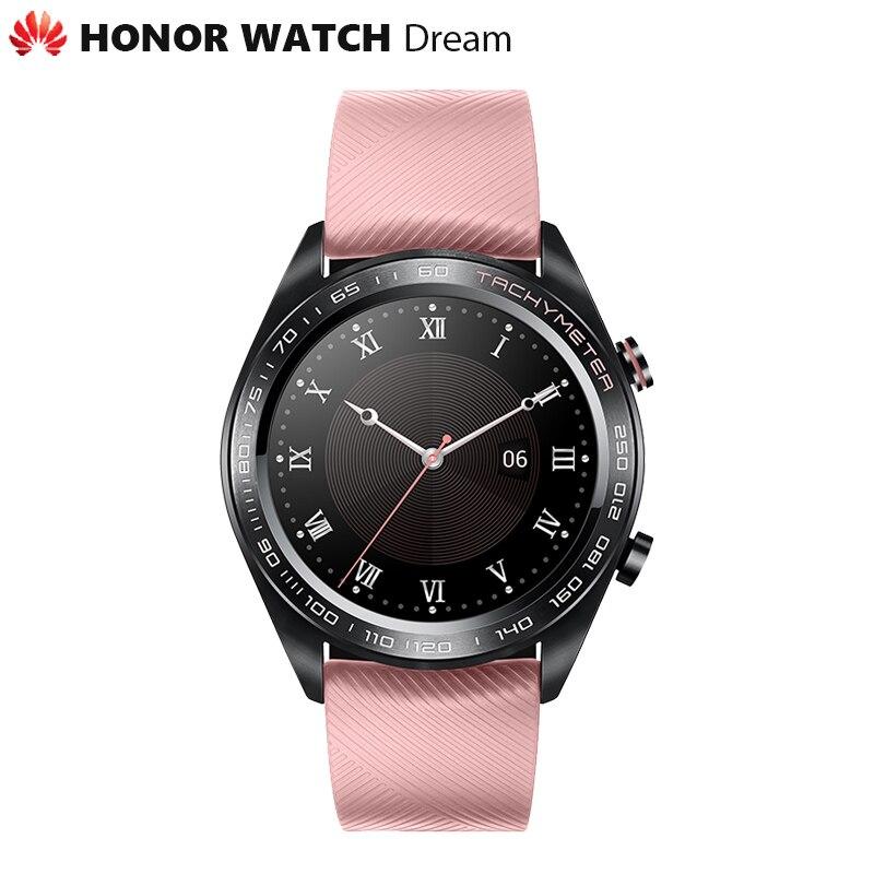 Original Huawei Honor Watch Dream Outdoor Smart Watch Sleek Slim Long Battery Life GPS Scientific Coach