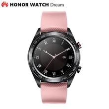 "Original Huawei Honor Watch Dream Outdoor Smart Watch Sleek Slim Long Battery Life GPS Scientific Coach Amoled 1.2"" 390p"