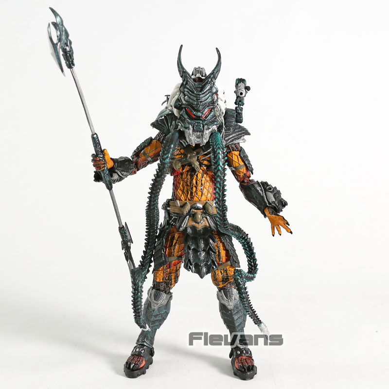 Image 3 - NECA Predator Clan Leader Dexlue Ver. Ultimate Action Figure Collectible Model ToyAction & Toy Figures   -