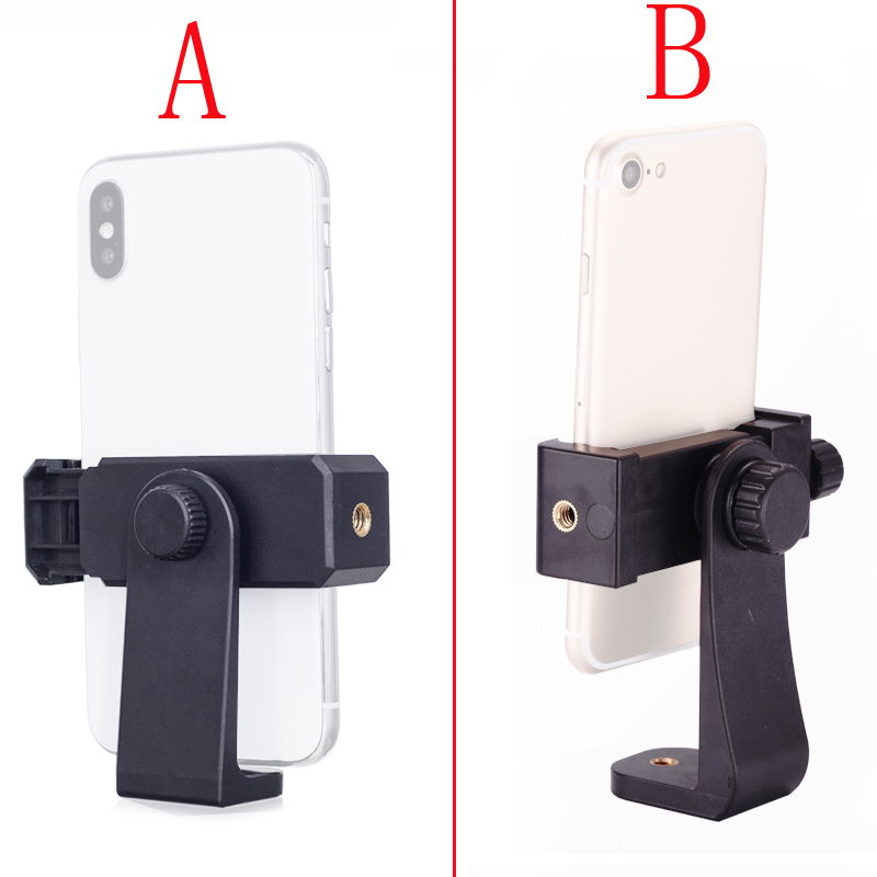 360 Degree Rotating Stents Tripod Adapter  For Iphone Samsung Mobile Phone Pad Back Cover
