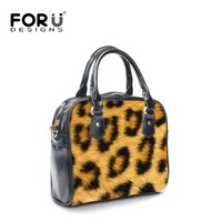 FOURDESIGNS New Arrival Women S PU Leather Shell Handbags Fashion Elegance Ladies Shoulder Bags Dating Working