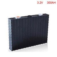 4pcs/lot LiFePO4 battery 3.2V 300Ah for solar energy storage/elctric power tool storage/ups/car/electric bike/golf car/ev