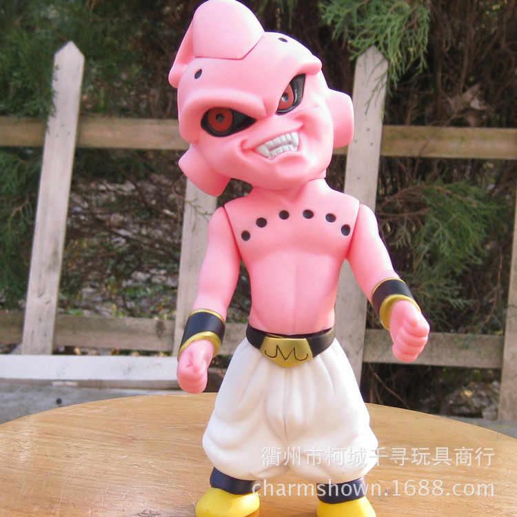 18 cm Dragon Ball Z Majin Buu Majin Boo figura de ação PVC coleção figuras brinquedos para presente de brinquedos com caixa de varejo