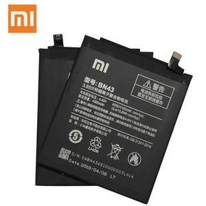 Image 2 - 100% Original réel 4100mAh BN43 batterie pour Xiaomi Redmi Note 4X Snapdragon 625 / Note 4 mondial Snapdragon 625