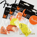 Free shipping  10pcs Guitar Picks  351 series Rock-on Folk bakelite guitar picks