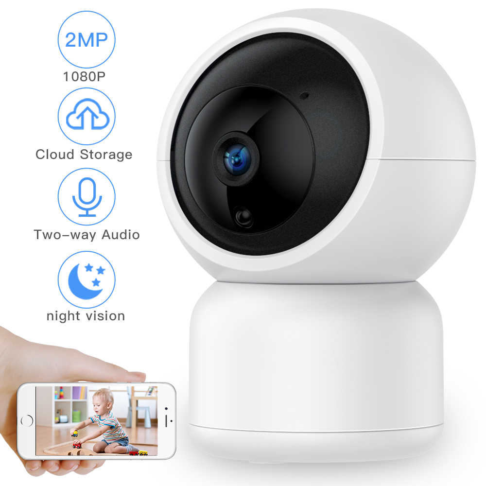 SDETER 1080P 720P CCTV Camera HD IP Camera WI FI Wireless