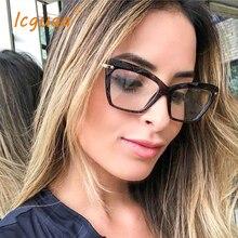 Eye glasses frames for women Square Glasses Frames Women Trending Styles Brand Optical Comp
