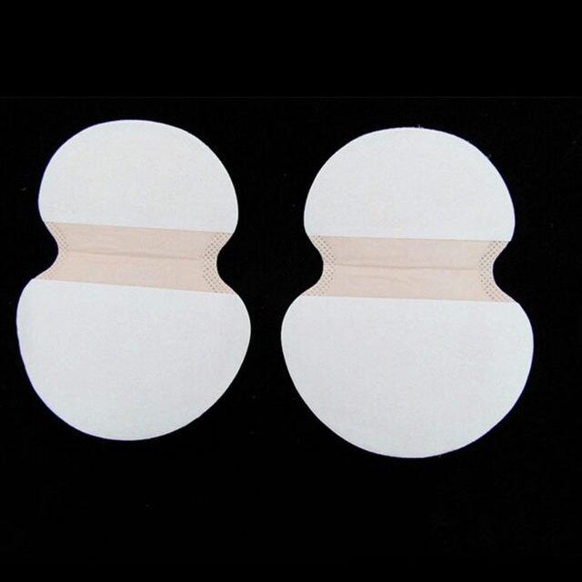 2PCS Underarm Dress Clothing Armpit Care Sweat Scent Perspiration Pad Shield Absorbing Deodorant Antiperspirant