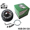 Hubsports - OH-124 Universal New Racing Steering Wheel Hub Adapter Boss Kit for Honda HUB-OH-124